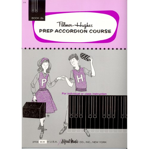 Prep Accordion Course deel 2b