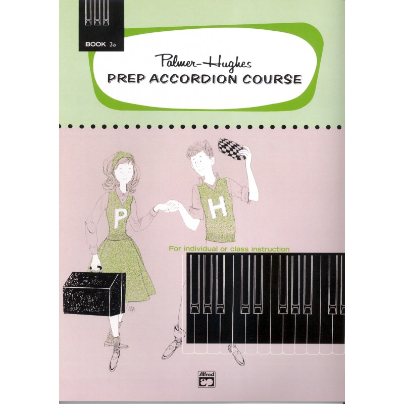 Prep Accordion Course deel 3a