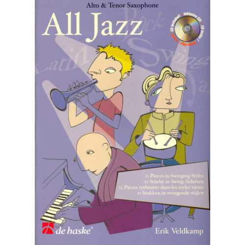 All Jazz for saxofoon