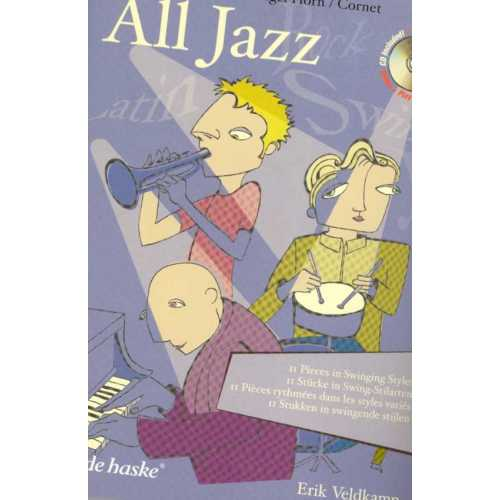 All Jazz for trumpet