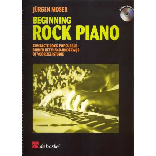 Beginning Rock Piano (Jürgen Moser)