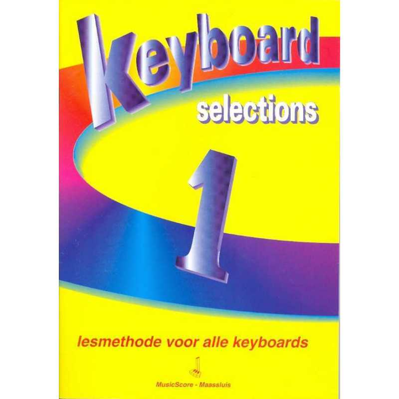 Keyboard selections deel 1