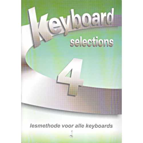 Keyboard selections deel 4