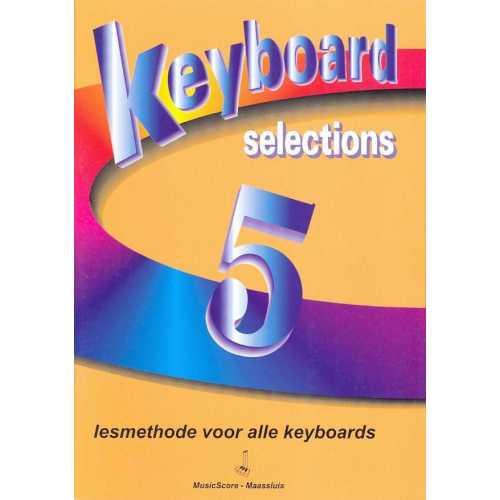 Keyboard selections deel 5