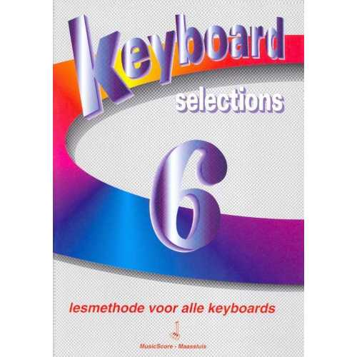 Keyboard selections deel 6