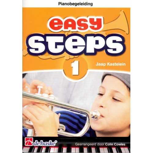 Easy steps deel 1 (piano begeleiding)