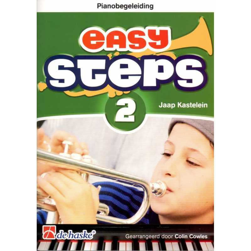 Easy steps deel 2 (piano begeleiding)