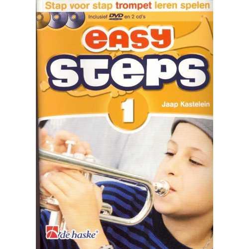 Easy Steps deel 1 (trompet)
