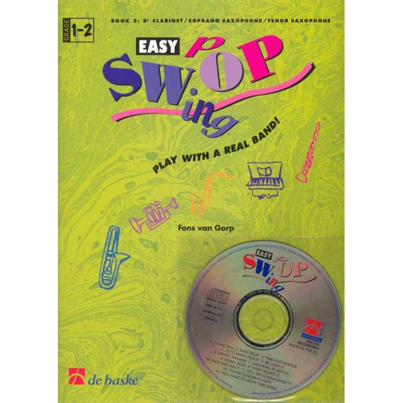 Easy Swing Pop (SWOP) klarinet
