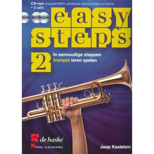 Easy Steps deel 2 (trompet)