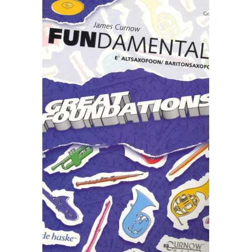 Fundamentals (fagot, trombone, bariton) incl CD