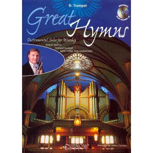 Great Hymns (trompet) incl. cd
