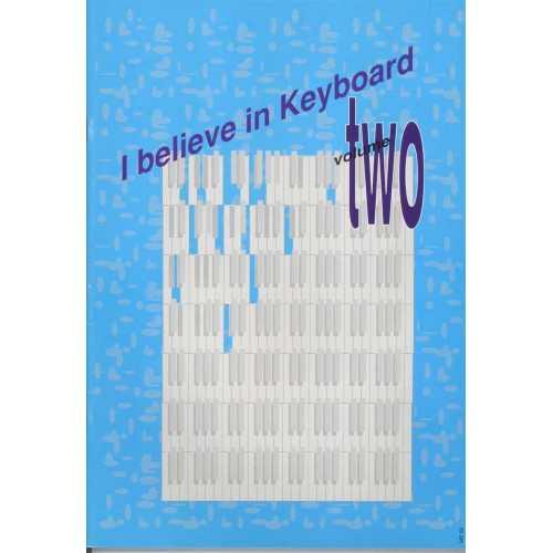 I believe in keyboard deel 2