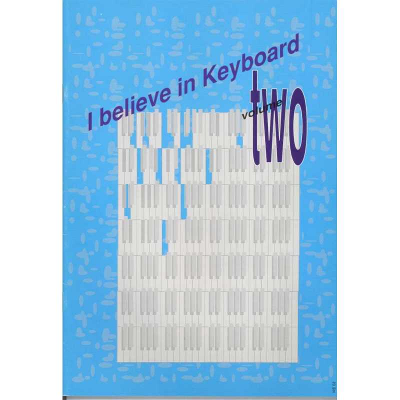 I believe in keyboard deel 2
