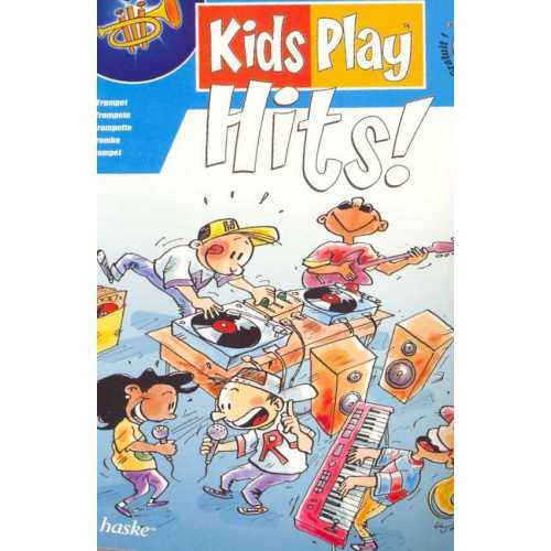 Kids play hits (trompet) incl CD