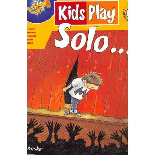 Kids play solo ... (trompet) incl CD
