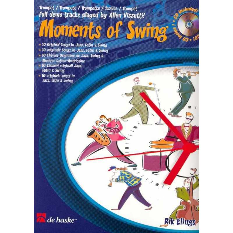 Moments of Swing (trompet)