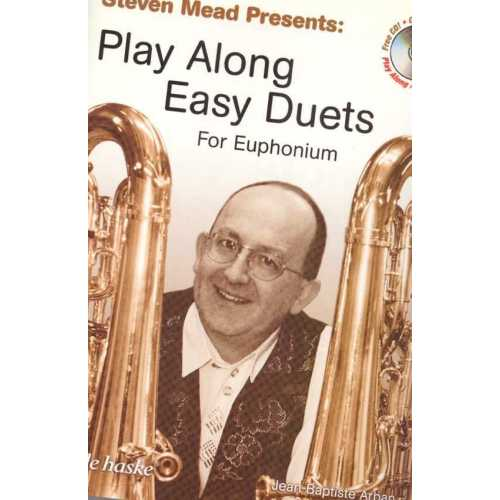 Play along Easy Duets for Euphonium/Bariton