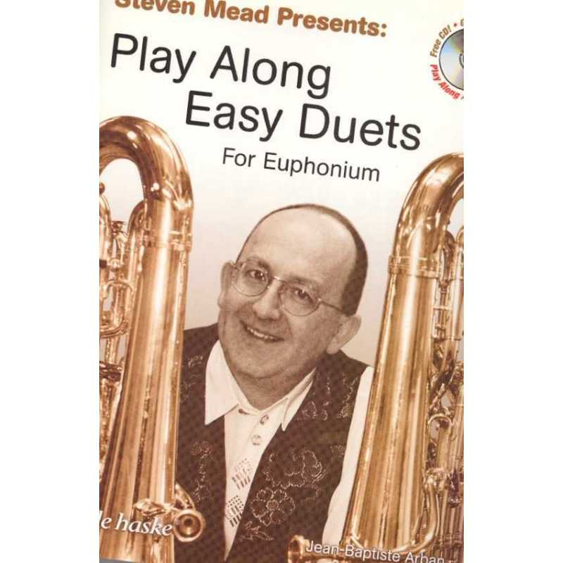 Play along Easy Duets for Euphonium