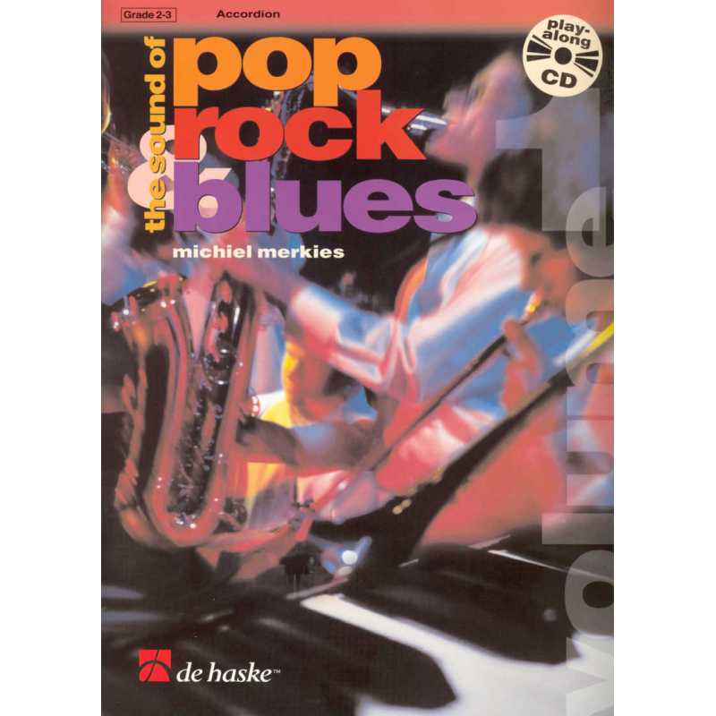 The sound of Pop, Rock & Blues deel 1 (accordeon)