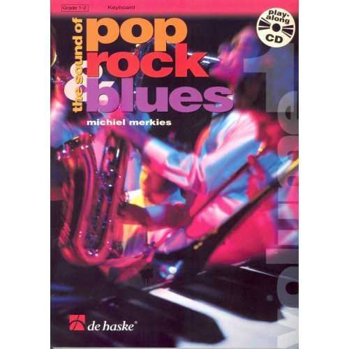 The sound of Pop, Rock & Blues deel 1 (keyboard)