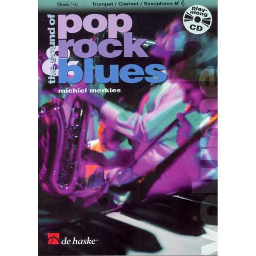The sound of Pop, Rock & Blues deel 2 (trompet)