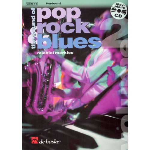 The sound of Pop, Rock & Blues deel 2 (keyboard)