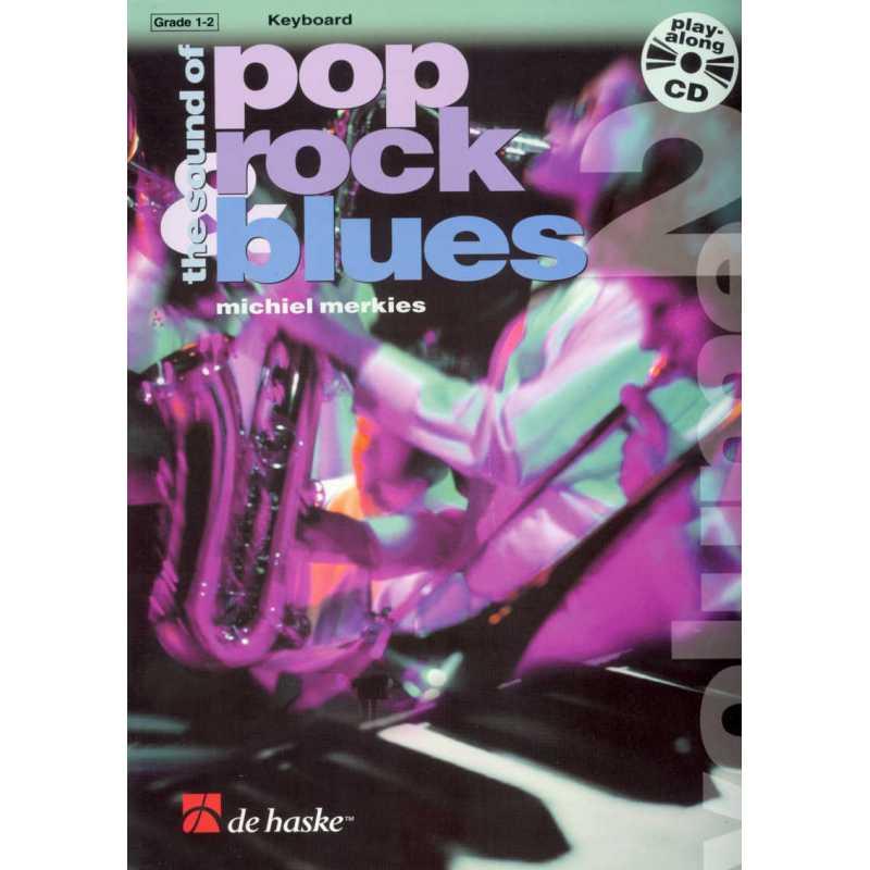 The sound of Pop, Rock & Blues deel 2 (keyboard)