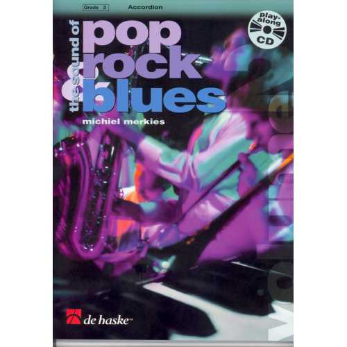 The sound of Pop, Rock & Blues deel 2 (accordeon)