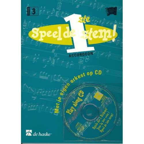 Speel de 1e stem (accordeon)