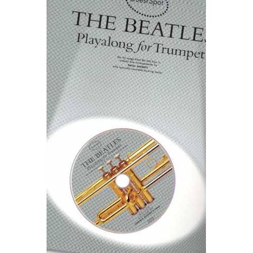 The Beatles Playalong for trumpet