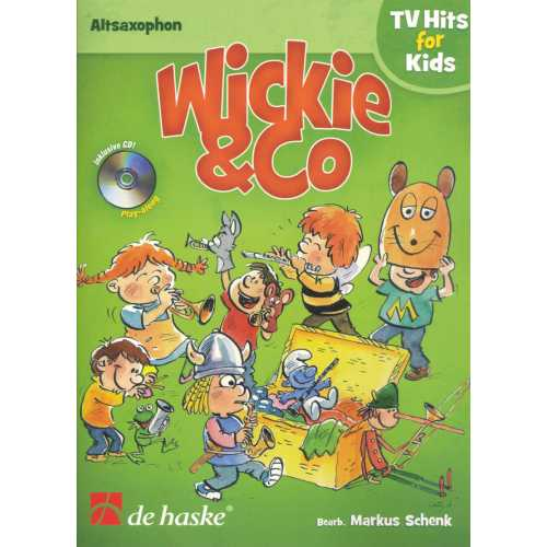 Wickie & Co (saxofoon)