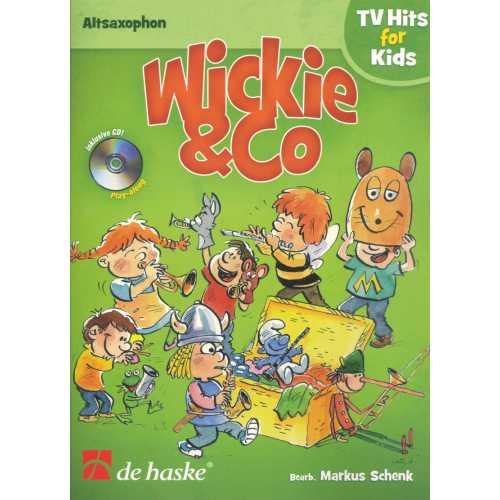 Wickie & Go (saxofoon)