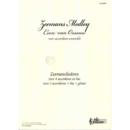 Zeemans-medley (Coen van Orsouw)