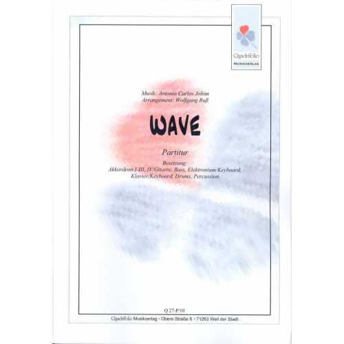 Wave (partituur)