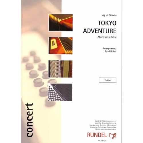Tokyo Adventure (partituur)