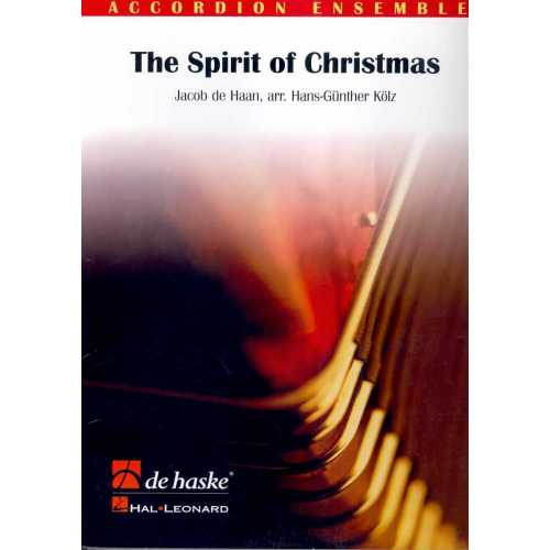 The Spirit of Christmas (partituur en stemmen)