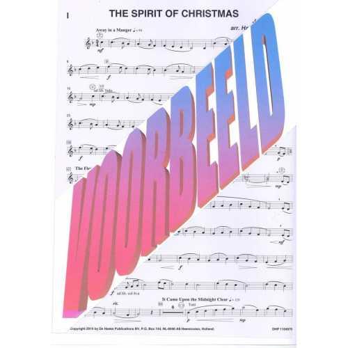 The Spirit of Christmas (partituur en stemmen)