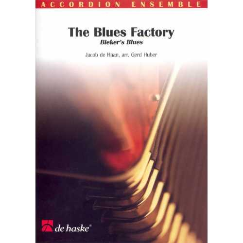 The Blues Factory (partituur en stemmen)