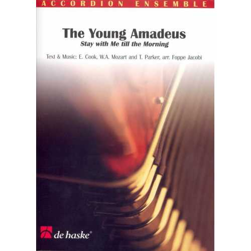 The Young Amadeus (partituur en stemmenset)