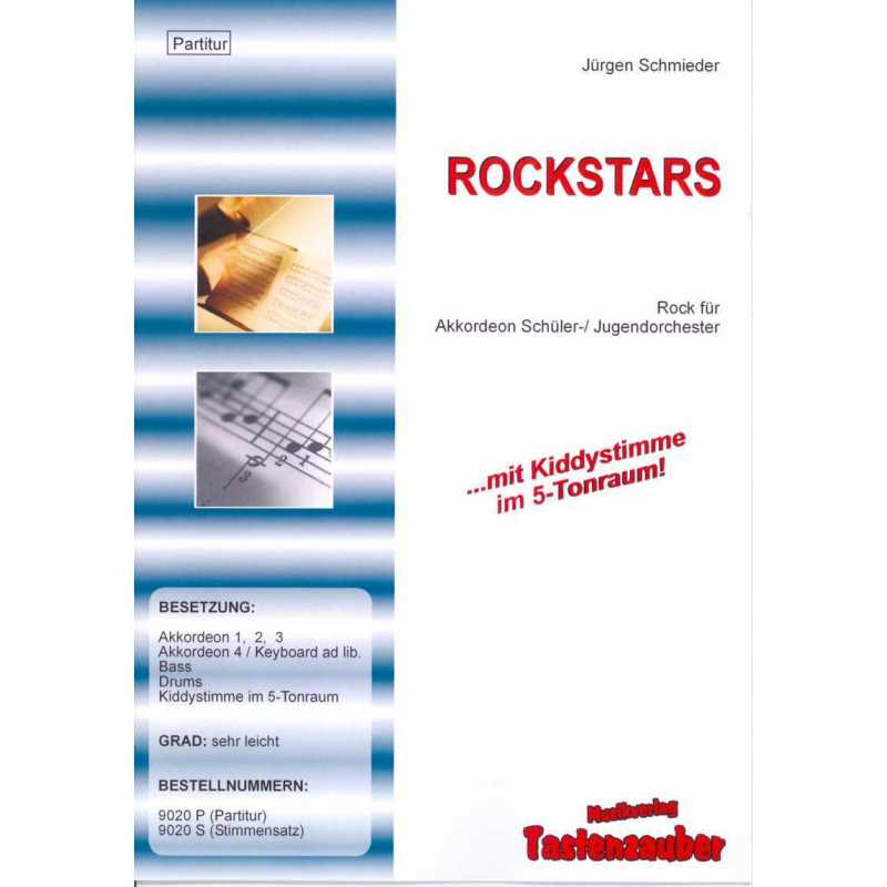 Rockstars (partituur)