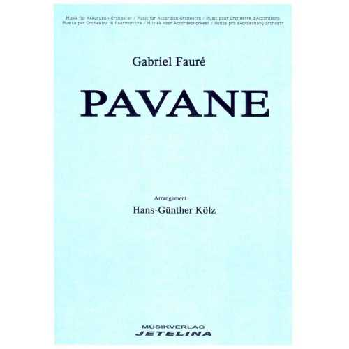 Pavane van Faure (stemmenset)
