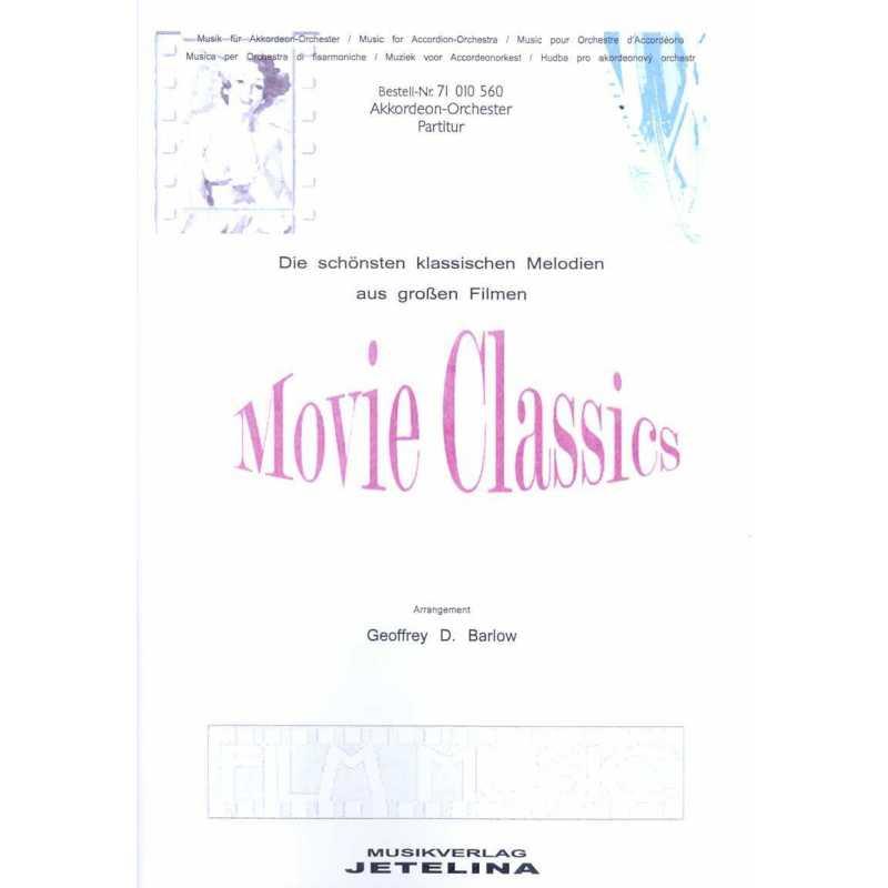 Movie Classics (partituur)