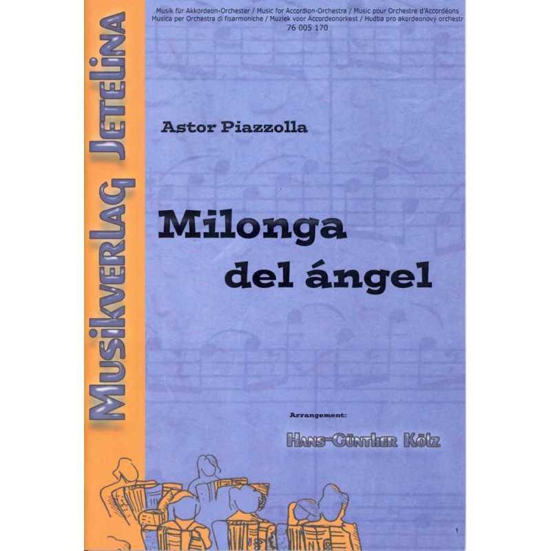 Milonga del Angel (stemmenset)