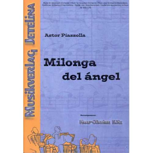 Milonga del Angel (partituur)