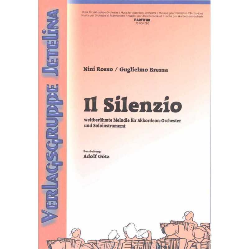 Il Silenzio (partituur)