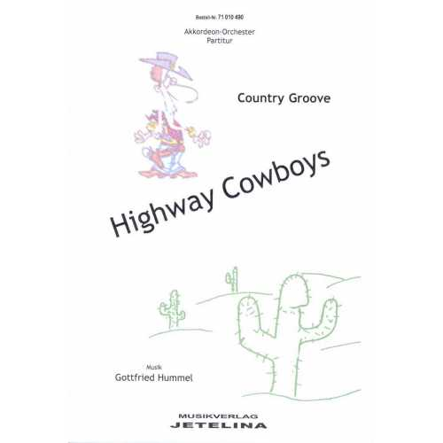 Highway Cowboys (stemmenset)