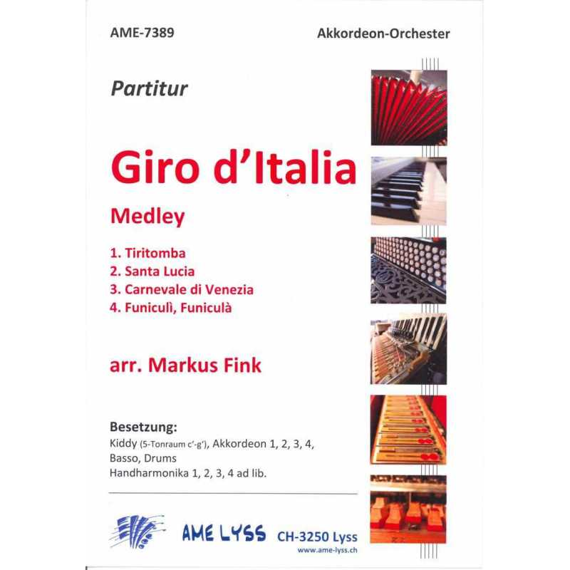 Giro d'Italia (stemmenset)