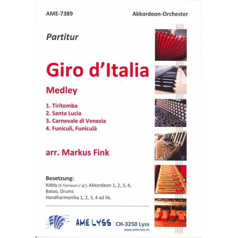 Giro d'Italia (partituur)