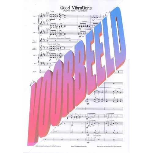 Good Vibration (partituur)